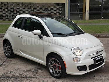Foto venta Auto Usado Fiat 500 Sport (2013) color Blanco precio $340.000