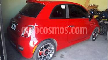 Foto venta Auto Usado Fiat 500 Sport (2013) color Rojo precio $285.000