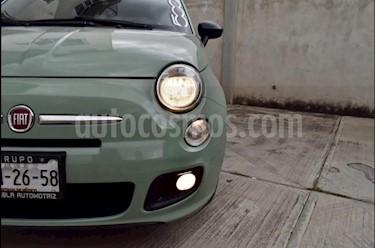 Foto venta Auto Seminuevo Fiat 500 Sport (2012) color Verde precio $138,000