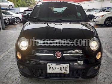 Foto Fiat 500 Sport