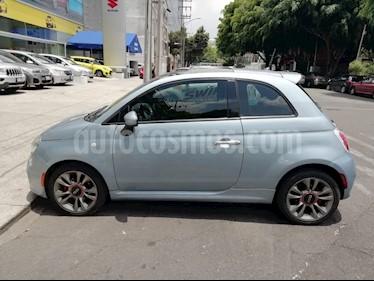 Foto venta Auto Usado Fiat 500 Sport (2014) color Azul precio $152,000