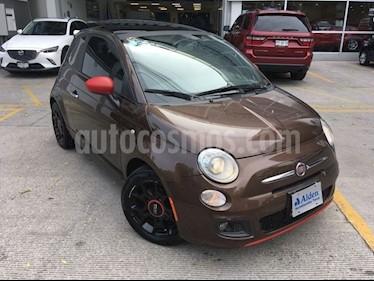 Foto venta Auto Usado Fiat 500 Sport (2013) precio $125,000