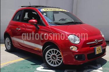 Foto venta Auto Seminuevo Fiat 500 Sport (2013) color Rojo Perla precio $152,500
