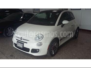 Foto venta Auto Seminuevo Fiat 500 Sport (2016) color Blanco precio $185,000