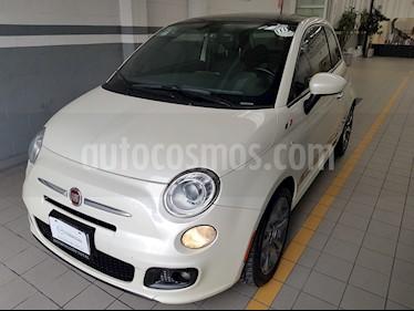 Foto venta Auto Seminuevo Fiat 500 Sporting (2016) color Blanco Perla precio $199,000