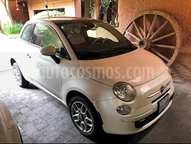 Foto venta Auto usado Fiat 500 Trendy Aut (2015) color Blanco Perla precio $160,000