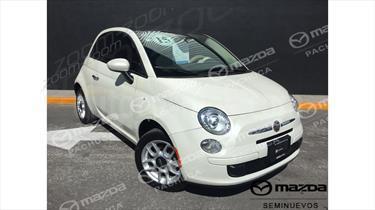foto Fiat 500 Trendy