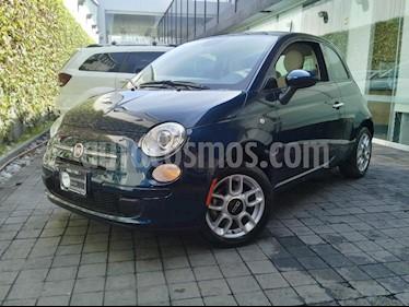 Foto venta Auto Usado Fiat 500 Trendy (2015) color Azul precio $175,000