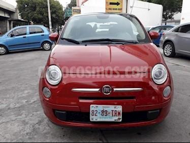 Foto venta Auto Usado Fiat 500 Trendy (2015) color Rojo precio $155,000