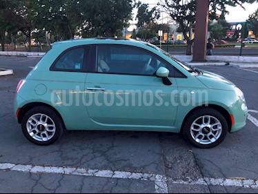 Foto venta Auto usado Fiat 500 Trendy (2015) color Verde precio $145,000