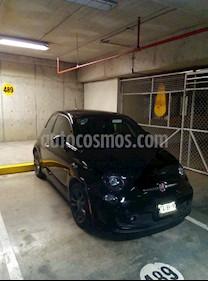 Foto venta Auto Seminuevo Fiat 500 Turbo Aut (2015) color Negro precio $182,000
