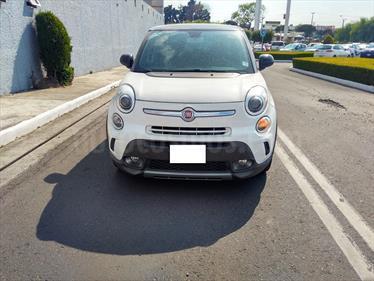 Foto venta Auto usado Fiat 500L Trekking Plus (2015) color Blanco precio $240,000