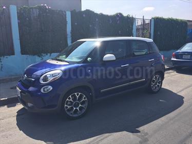Foto venta Auto Seminuevo Fiat 500L Trekking Plus (2016) color Azul Tornado precio $295,000