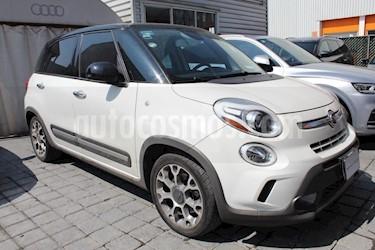 Foto venta Auto Seminuevo Fiat 500L Trekking Plus (2016) color Blanco precio $263,000