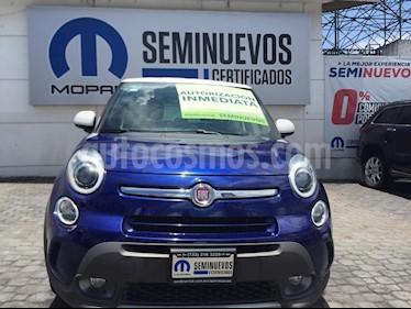 Foto venta Auto Seminuevo Fiat 500L Trekking (2016) color Azul precio $265,000