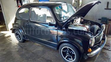 Foto venta Auto Usado Fiat 600 R (1977) color Negro precio $470.000
