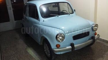 Foto venta Auto usado Fiat 600 S (1975) color Celeste precio $38.000