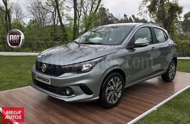 Foto venta Auto Usado Fiat Argo 1.8 Precision Pack Technology (2018) color Gris Scandium precio $350.000