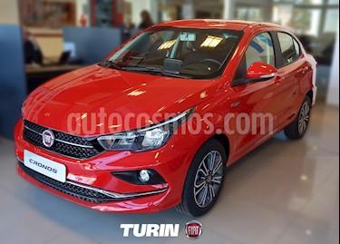 FIAT Cronos 1.8L Precision  nuevo color Rojo Alpine precio $1.058.000