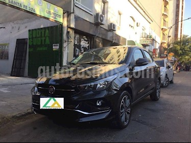 Foto venta Auto Usado Fiat Cronos 1.8L Precision  (2018) color Negro precio $530.000
