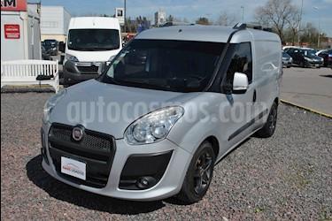 Foto venta Auto Usado Fiat Doblo Cargo 1.4 Active (2013) color Gris Oscuro precio $290.000
