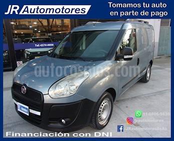 Foto venta Auto usado Fiat Doblo Cargo Active PLC (2013) color Celeste precio $280.000