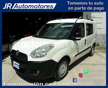 Foto venta Auto Usado Fiat Doblo Cargo Active PLC (2014) color Blanco Banchisa