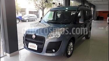 Foto venta Auto Usado Fiat Doblo Active (2014) color Azul precio $330.000