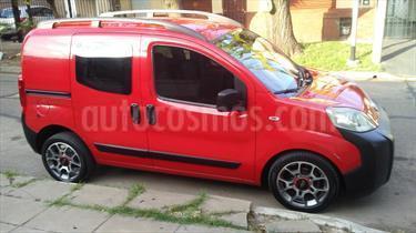 Foto venta Auto Usado Fiat Fiorino Qubo  Dynamic (2013) color Rojo Magma precio $195.000