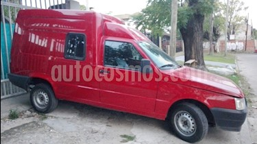 Foto venta Auto usado Fiat Fiorino 1.3 MPi GNC (2008) color Rojo precio $120.000