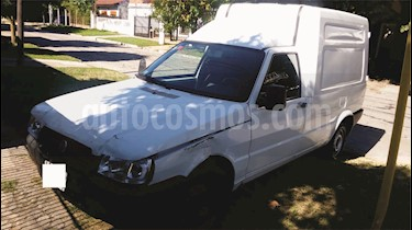 Foto venta Auto Usado Fiat Fiorino 1.3 MPi (2006) color Blanco / Gris Urbano precio $60.000