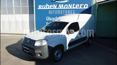 Foto venta Auto Usado Fiat Fiorino 1.4 Fire Evo 8v Confort (87cv) (2016) color Blanco precio $265.000