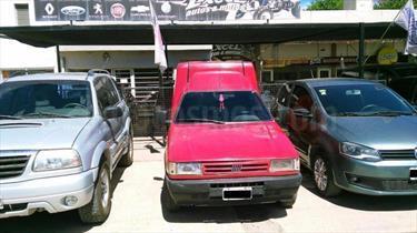 Foto venta Auto usado FIAT Fiorino Furgon (1995) color Rojo precio $95.000