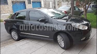 Foto venta Auto usado Fiat Grand Siena Essence (2015) color Negro Vesubio precio $235.000