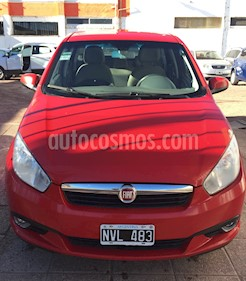 Foto venta Auto Usado Fiat Grand Siena Essence (2014) color Rojo Alpine