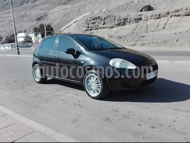 FIAT Grande Punto 1.4L Active 5P  usado (2011) color Negro precio $4.300.000