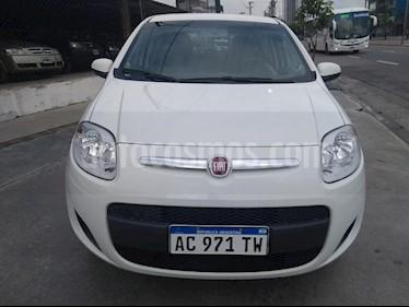 Foto venta Auto Usado Fiat Idea 1.4 Attractive (2017) color Blanco precio $345.000