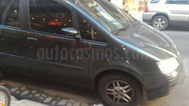 Foto venta Auto usado Fiat Idea 1.4 ELX Top (2008) color Negro Vesubio precio u$s6.100
