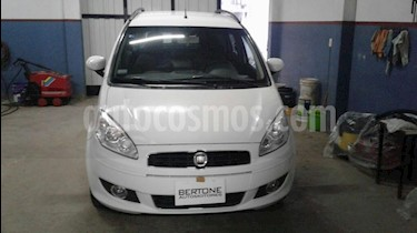 Foto venta Auto Usado Fiat Idea 1.4 ELX (2012) color Blanco