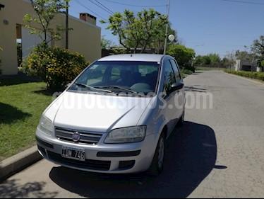 Foto venta Auto Usado Fiat Idea 1.4 ELX (2009) color Gris Cromo precio $155.000
