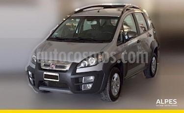 Foto venta Auto Usado Fiat Idea 1.6 Adventure (2014) color Gris Claro precio $265.000