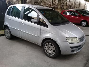 Foto venta Auto usado Fiat Idea 1.8 HLX (2007) color Gris precio $120.000