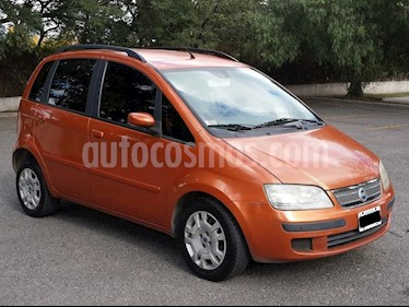 Foto venta Auto Usado Fiat Idea 1.8 HLX (2006) color Naranja precio $119.000