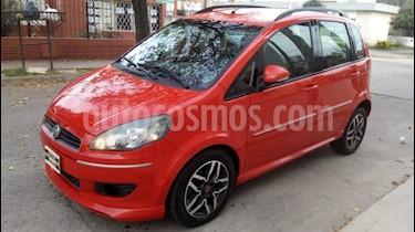 Foto venta Auto Usado Fiat Idea Adventure 1.6 Pack Top (2011) color Rojo precio $225.000