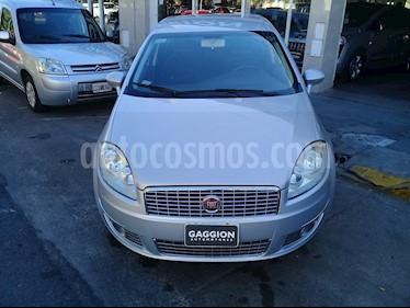 Foto venta Auto Usado Fiat Linea Essence 1.9 Dualogic (2010) color Gris Plata