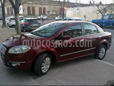 Foto venta Auto Usado Fiat Linea Essence 1.9 (2010) color Bordo precio $150.000