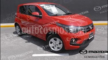 Foto venta Auto Seminuevo Fiat Mobi Like (2018) color Rojo precio $169,000