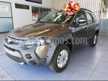 Foto venta Auto nuevo Fiat Palio Adventure 1.6L Dualogic color Verde Savage precio $273,500
