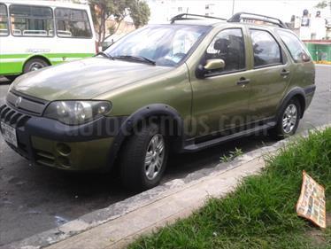 Foto venta Auto Seminuevo Fiat Palio Adventure 1.6L E (2005) color Verde Oliva precio $50,000