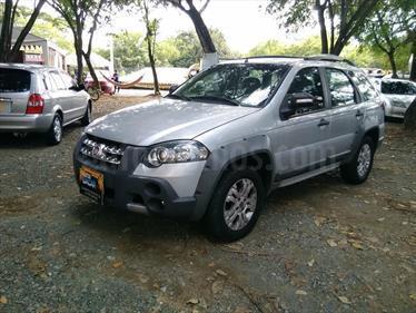 Fiat Palio Adventure 1.6L  usado (2011) color Plata precio $30.000.000